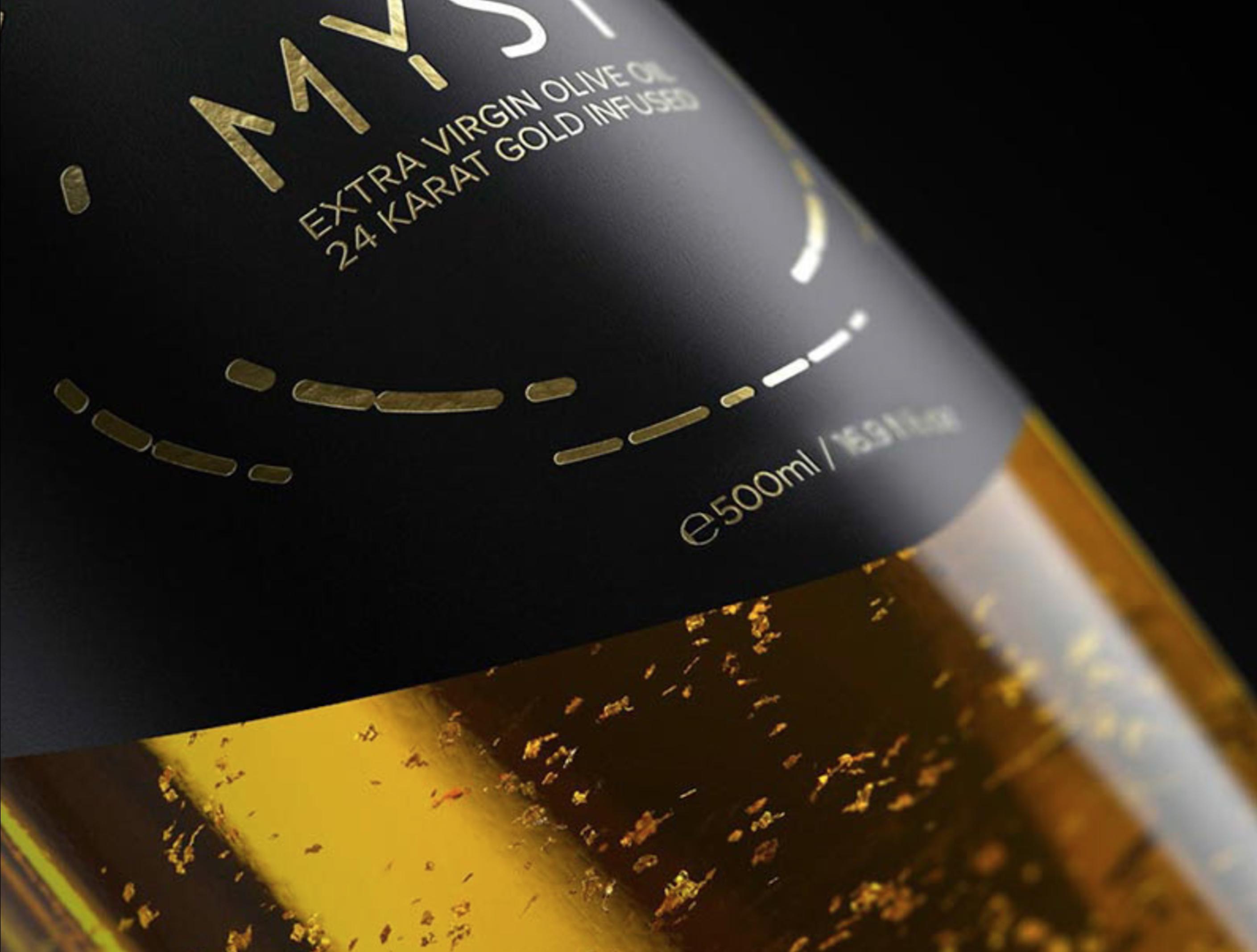 Myst Olive Oil